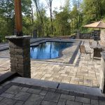Pool Paver Patio