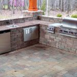 Outdoor Living Cook Space